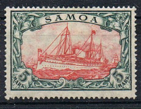 German Colony Samoa