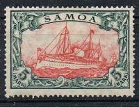 German Colony Samoa