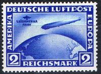 1930 Zeppelin South America Flight