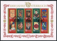 1000th Anniversary of Austria