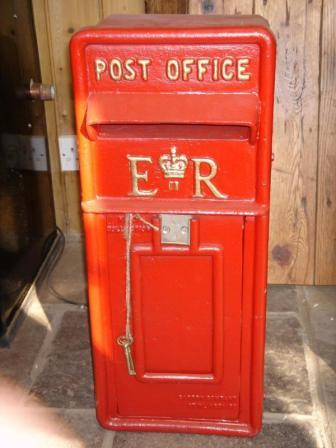 HISTORY OF THE  MAILBOX