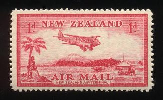Other Stamps of New Zealand
